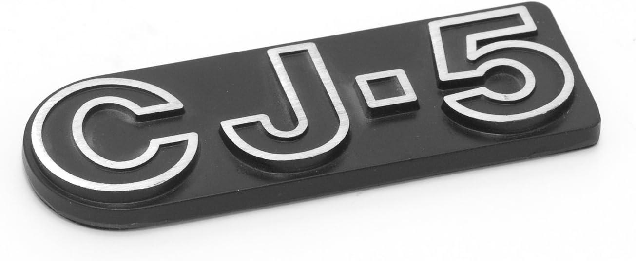 Omix-Ada DMC-5455179 CJ-5 Emblem