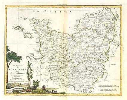 Amazon Com Li Governi Di Normandia Del Maine E Perche Normandy
