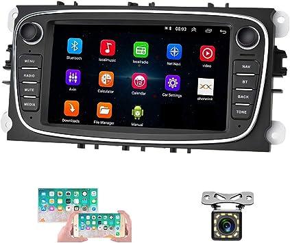 Android Autoradio Für Ford Gps Navigation Camecho 7 Elektronik