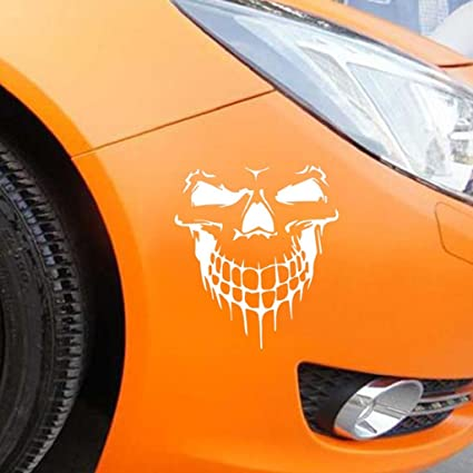 Black Car Auto Rules Body Door Sticker Decal Tail Reflective Decor Accessories