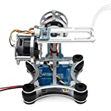 Crazepony 2-axis Smart GoPro Brushless Gimbal Camera Mount Kit for Quadcopter DJI Phantom etc