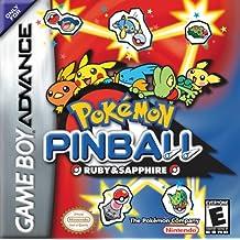 Pokemon Pinball: Ruby & Sapphire - Game Boy Advance