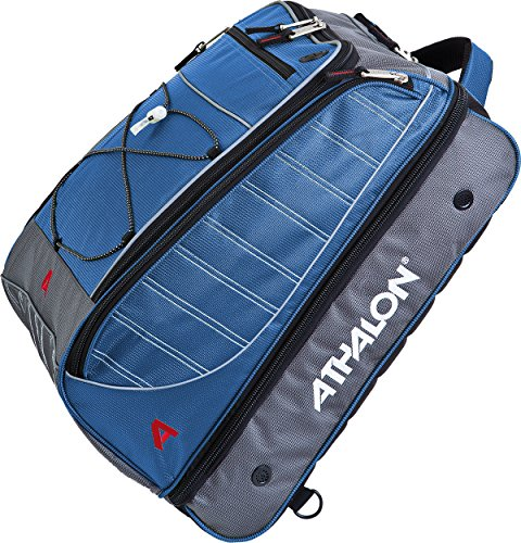 Hi-Capacity Athalon The Glider-Boot Bag, Glacier Blue, On...