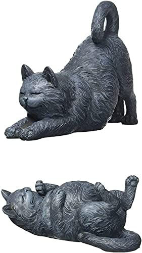 Design Toscano S/2 Playful Cats Statue