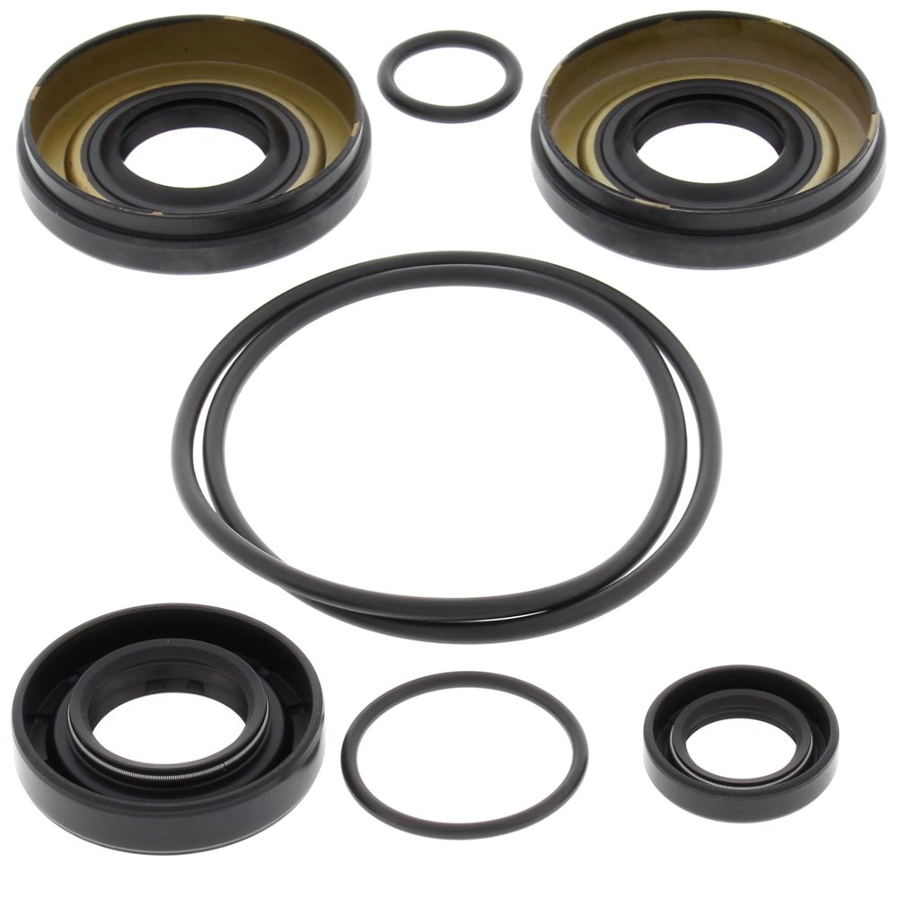 All Balls 25-2091-5 Rear Differential Seal Kit All Balls Racing