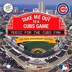 'Take Me Out To A Cubs Game' Music CD