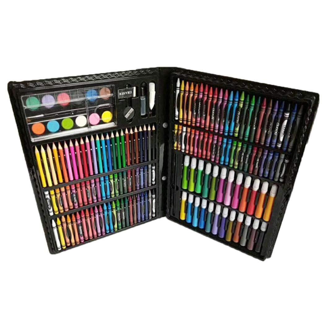 Neudas Children Painting Tool Graffiti Coloring Watercolor Pen Set School Supplies Permanent Markers by neudas (Image #2)