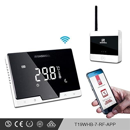 Termostato WiFi controlador del termostato inteligente for la ...