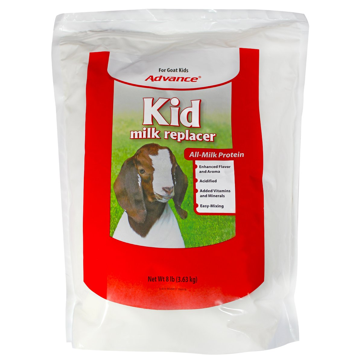 Advance 11475 Kid Milk Replacer, 8-Pound