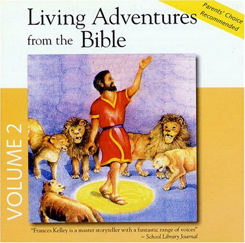 (Living Adventures from the Bible, Album #2: 1-The Lost Sheep, 2-Easther The Heroic Queen, 3-Daniel In The Lion's Den, 4-The Fiery Furnace (Living Adventures from the Bible,)
