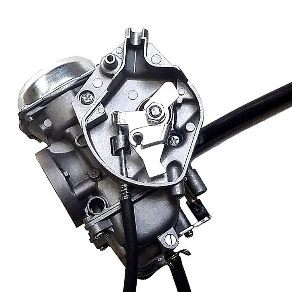Carburetor Carb Repair Tools Kit Replacement for Kawasaki Bayou 400 KLF400B 4x4 1993-1995 by Topker (Image #5)