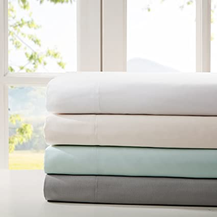 Nice Smart Cool Microfiber Twin Bed Sheets, Casual Aqua Cooling Sheets, Cooling Bed  Sheets 3