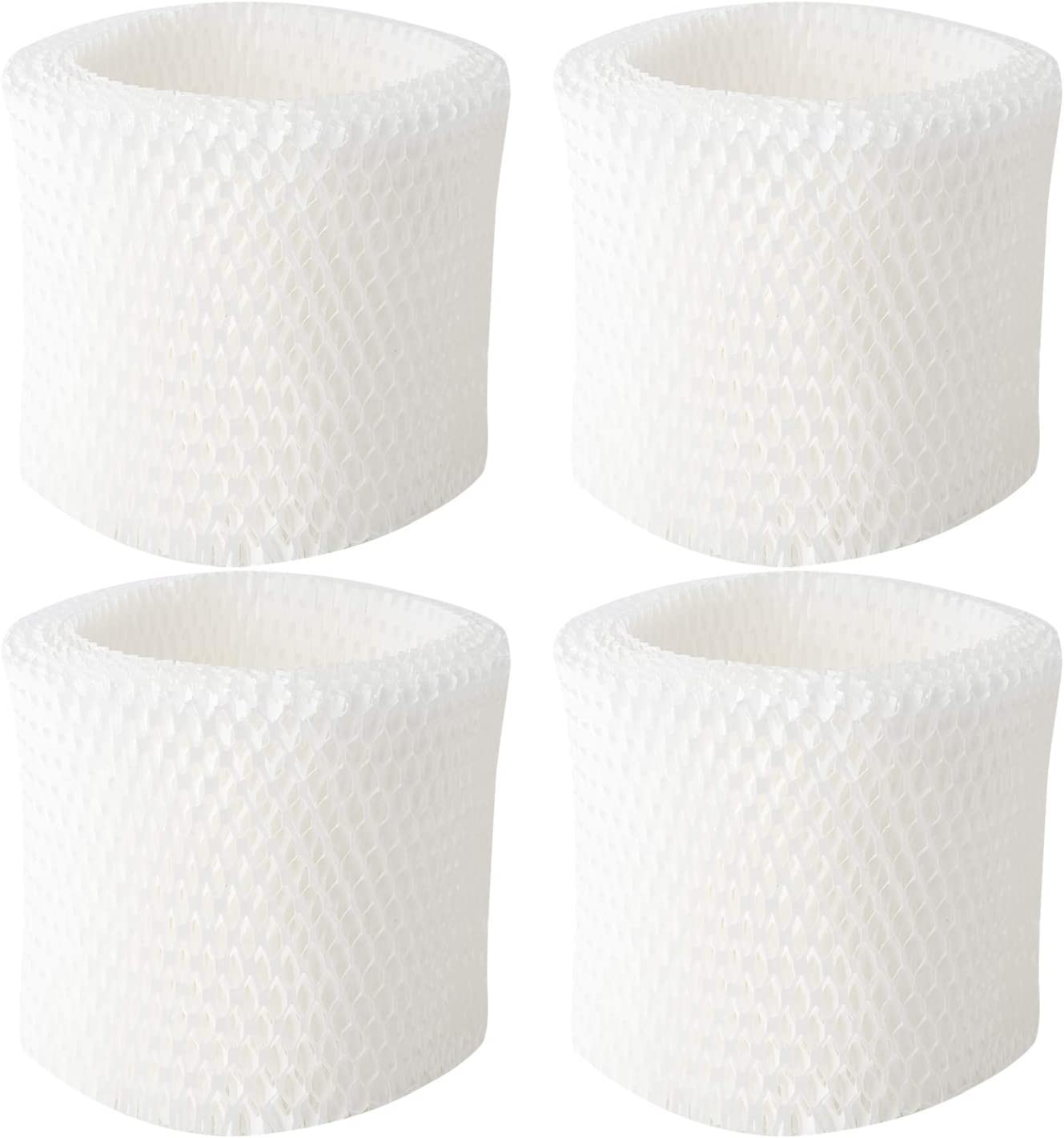 Colorfullife 4 Pack Humidifier Wicking Filters for Honeywell Humidifier Replacement Filter HAC-504AW, HAC504V1,HAC-504 Filter A