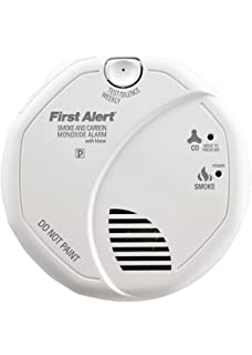 Amazoncom First Alert SC9120BFF BRK SC9120B Hardwired Smoke and