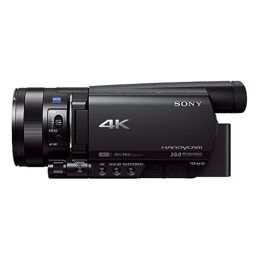 12 opinioni per Sony FDR-AX100E Videocamera Handycam,