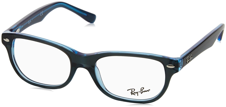 Rayban 0RY 1555 3667 48, Lunettes de Soleil Mixte Enfant, Bleu (Topo Blue  Fluo)  Amazon.fr  Vêtements et accessoires 743bcd0e1486