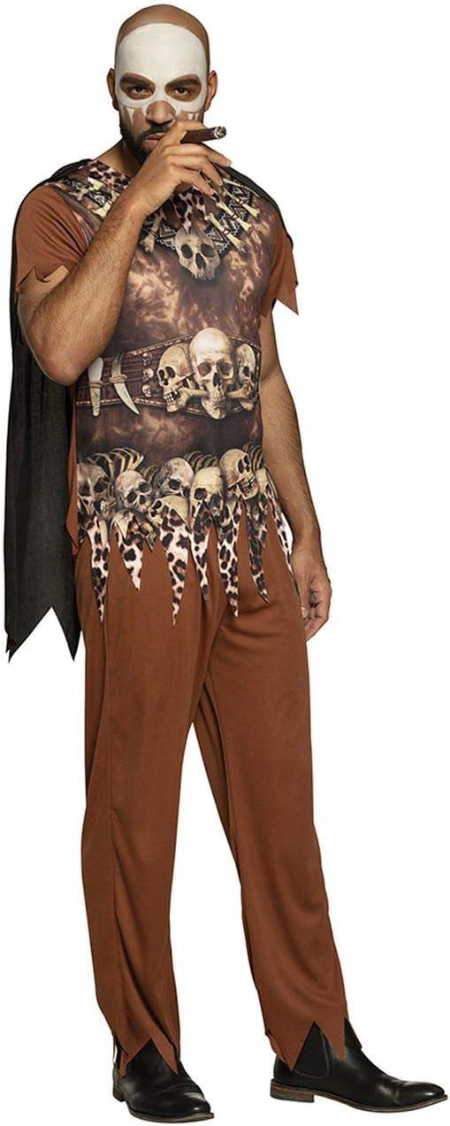 Generique - Disfraz Tribu vudú Hombre M/L (50/52): Amazon.es ...