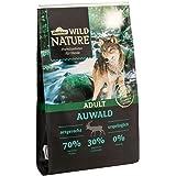 Dehner Wild Nature Hundetrockenfutter Adult, Auwald