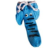 OOTB Knitted Willy Warmer Animal Secret Santa Naughty Valentines Gift