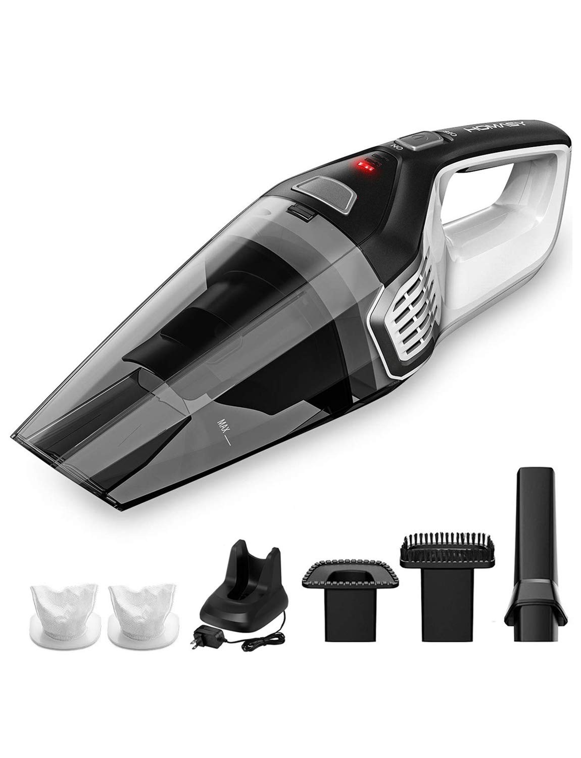 Top 9 Best Car Vacuum Carpet Cleaner (2020 Reviews & Buying Guide) 4