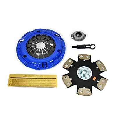 Amazon.com: EFT STAGE 4 RIGID CLUTCH KIT MITSUBISHI 3000GT VR4 DODGE STEALTH R/T TWIN TURBO: Automotive