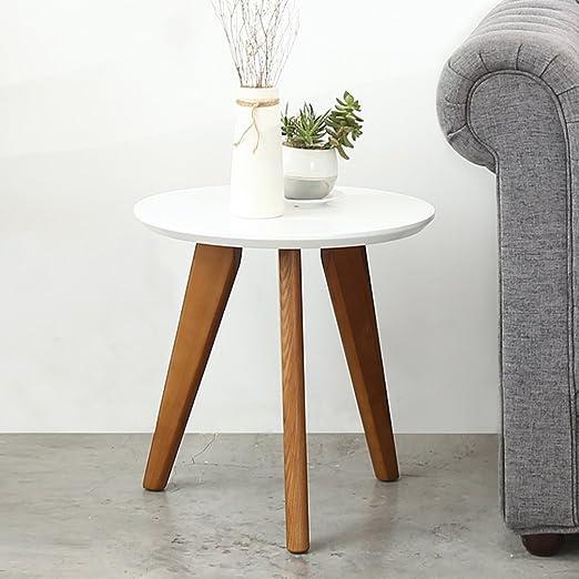 Chenquan CSQ Massivholz Sofa Tisch Haushalt Kleine Runde ...
