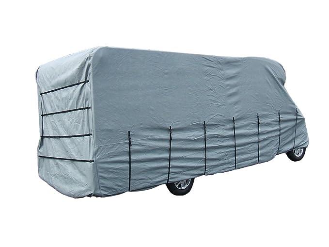 5 opinioni per Maypole- Telo copri-camper 9425, dim. 7-7,5 m, colore: Grigio