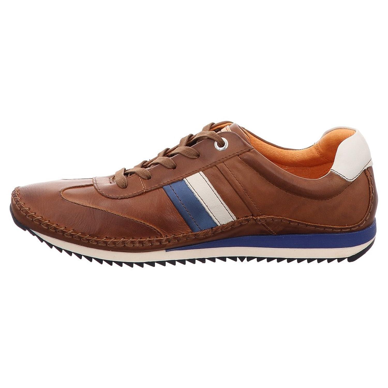 Pikolinos M2a-6072 Liverpool - Zapatillas de Piel para hombre, color marrón, talla 43 EU