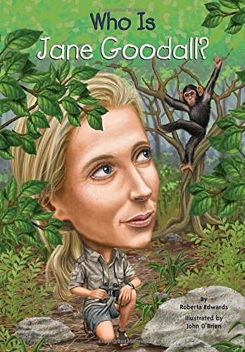Who Is Jane Goodall   Who Was
