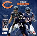 Chicago Bears 2018 12x12 Team Wall Calendar