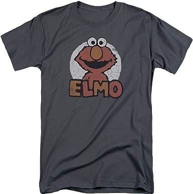 Friendship Adult Ringer T Sesame Street Shirt