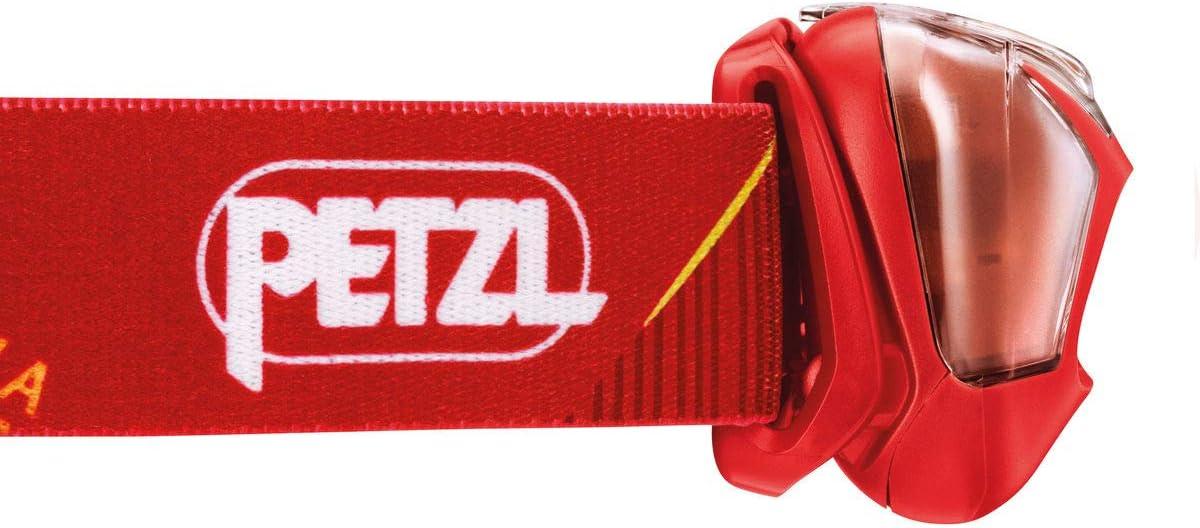 PETZL, TIKKINA Headlamp, 250 Lumens, Standard Lighting, Black : Sports & Outdoors