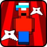 Tiny Ninja Star Death : Most Addictive Game Number 1 - Panda Tap Games