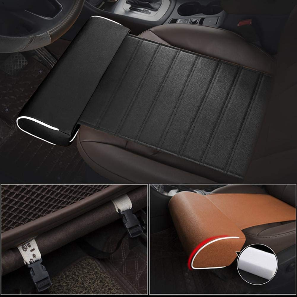 Furniture Frames Trend Mark Universal Car Seat Leg Care Car Seat Cushion Foot Leg Longer Leather Knee Pad Thigh Support Furniture Parts