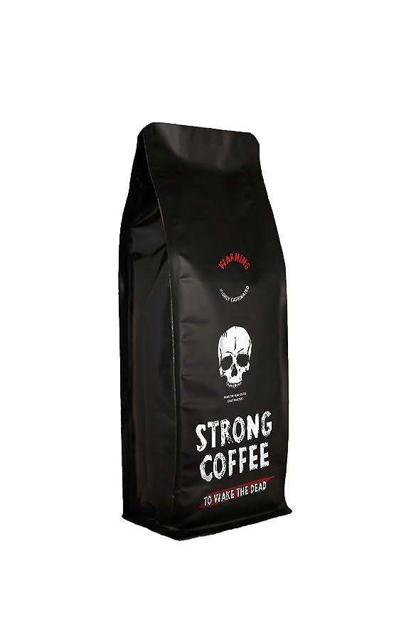 Café fuerte - el cafe mas fuerte - recién tostado (Café molido ...