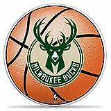 Rico NBA Milwaukee Bucks Die Cut Pennant
