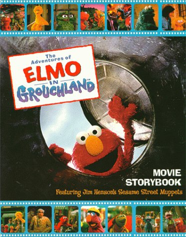 The Adventures of Elmo in Grouchland Movie Storybook