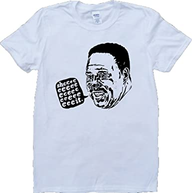 Brain Dump Tees The Wire Clay Davis White, T-Shirt: Amazon.co.uk ...