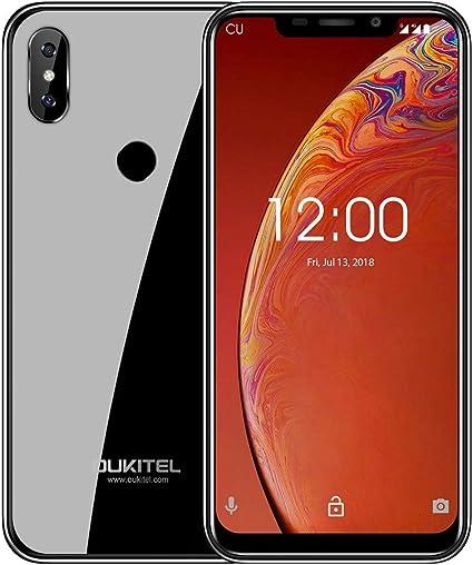 OUKITEL C13Pro Smartphone 5G / 2,4G WiFi 19: 9 2 + 16GB Quad Core ...