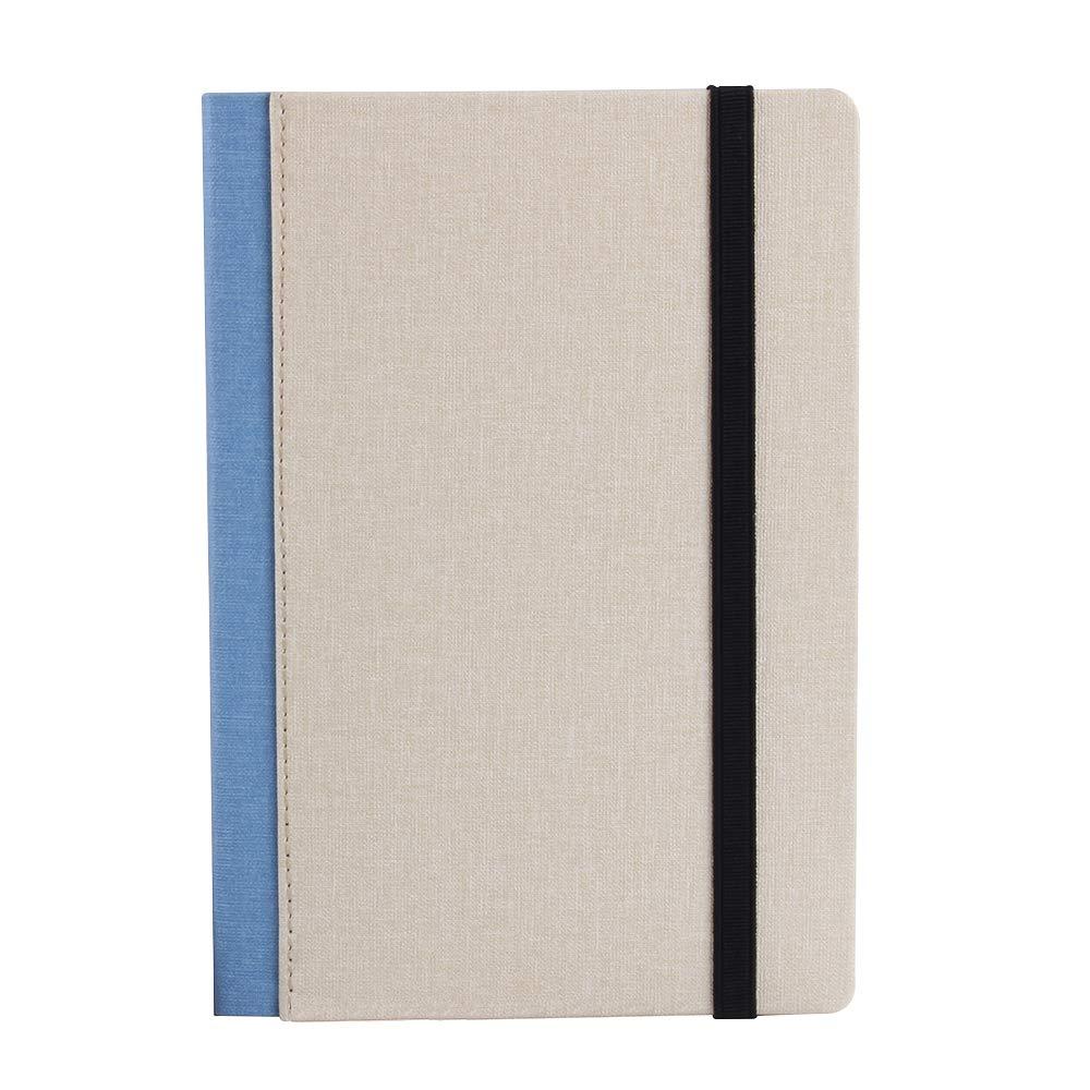 CYOS Classic A5 Premium Cahier de Notes Épais avec Boucle de Stylo