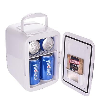 Amazon.es: QIHANGCHEPIN Refrigeradores del coche 4L portátiles ...