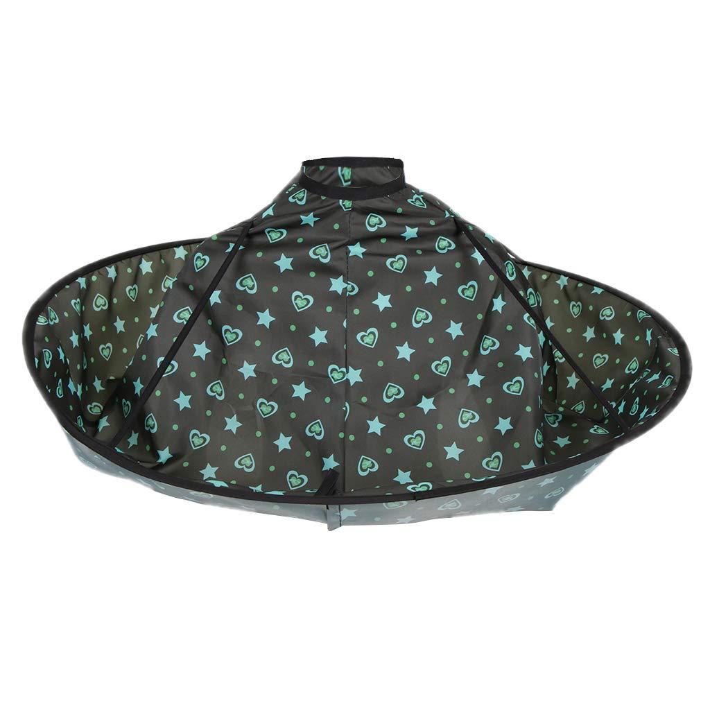 Sharplace Batas de Corte de Pelo Niños Delantal Resistente al Agua Capa de Peluquería Vestido - Rosado: Amazon.es: Belleza