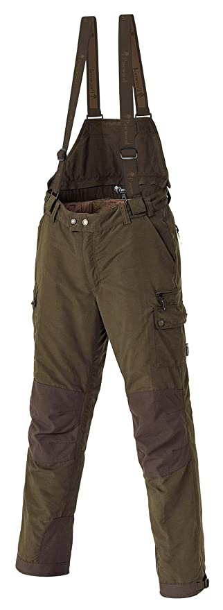 196453215862 Pinewood Tibet Hunting Waterproof Trousers with Braces Size XL (38 ...