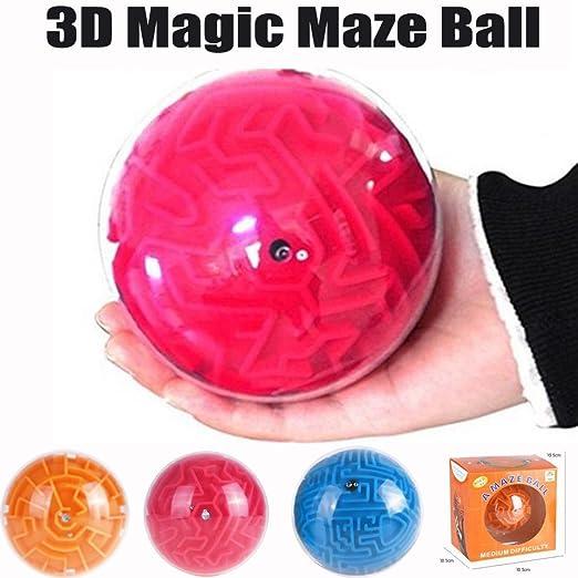 Color optional 10.2 cm sensory ball set of 1 1 pack Blue