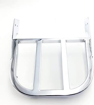 Motorcycle Chrome Sissy Bar Luggage Rack For Honda VTX 1300N//R//S VTX 1800N//R//S