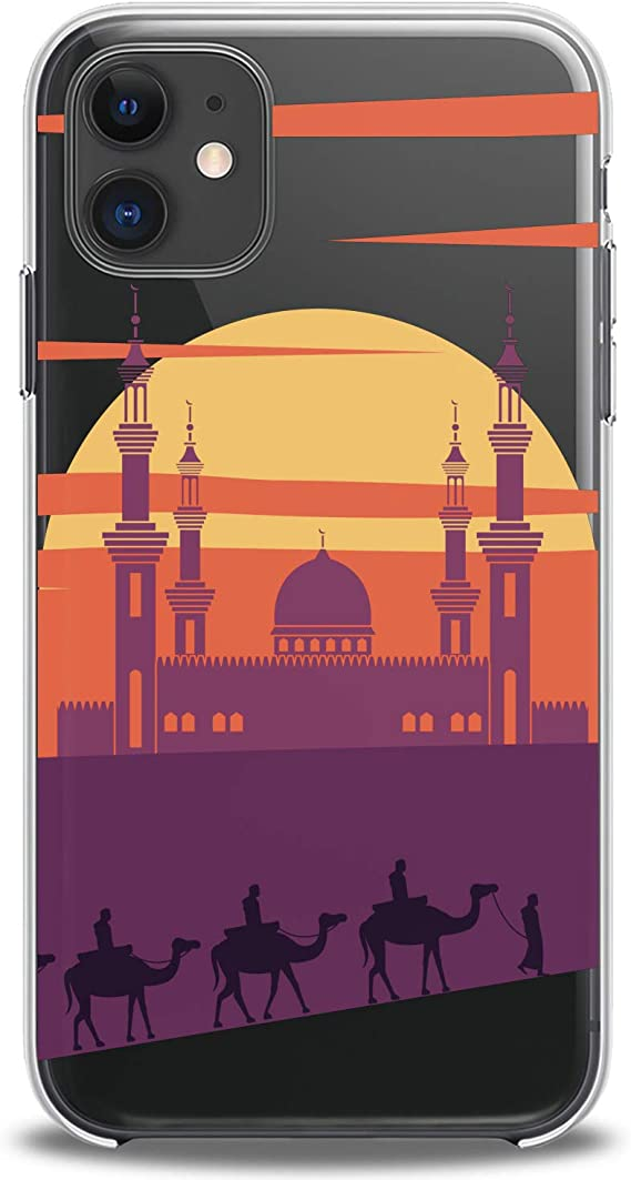 Purple Man iphone case