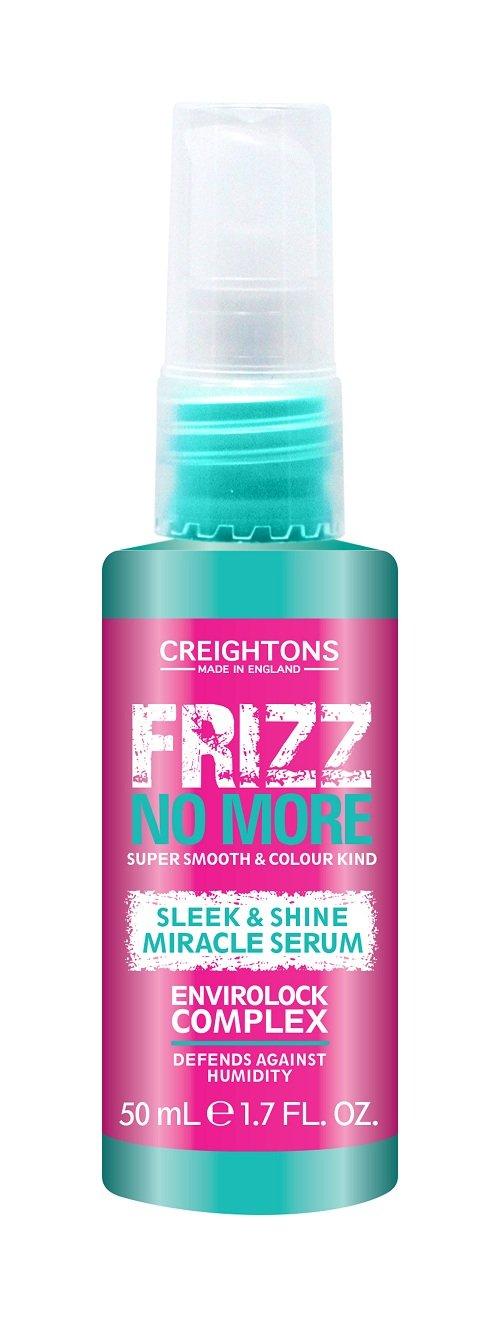 Frizz No More Sleek & Shine - Sérum milagroso para el pelo, 50 ml Creightons