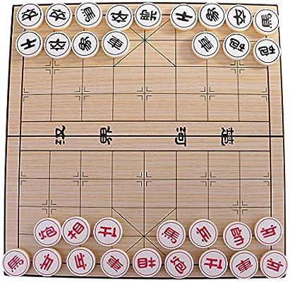 Sharplace Chino Chess Ajedrez Magnética Juegos de Mesa de Viaje ...