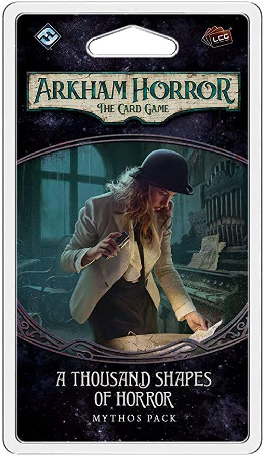 Arkham Horror LCG A Thousand Shapes of Horror Expansion