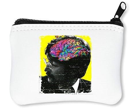 LSD Hippie Different Brain Mind Club Collection Billetera ...